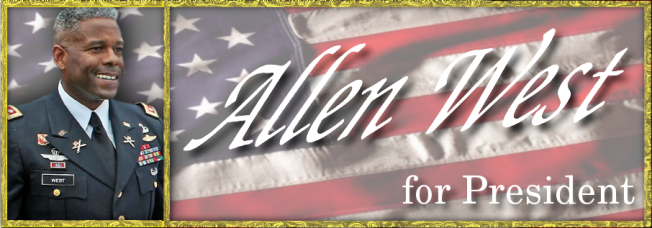 Allen West for President 2016