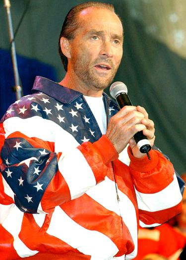 lee greenwood spiffy flag jacket grrrrr