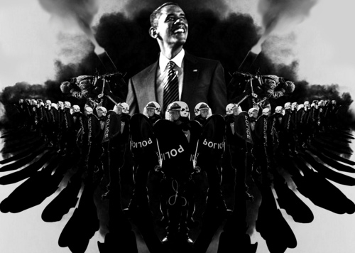 Obama-PoliceState