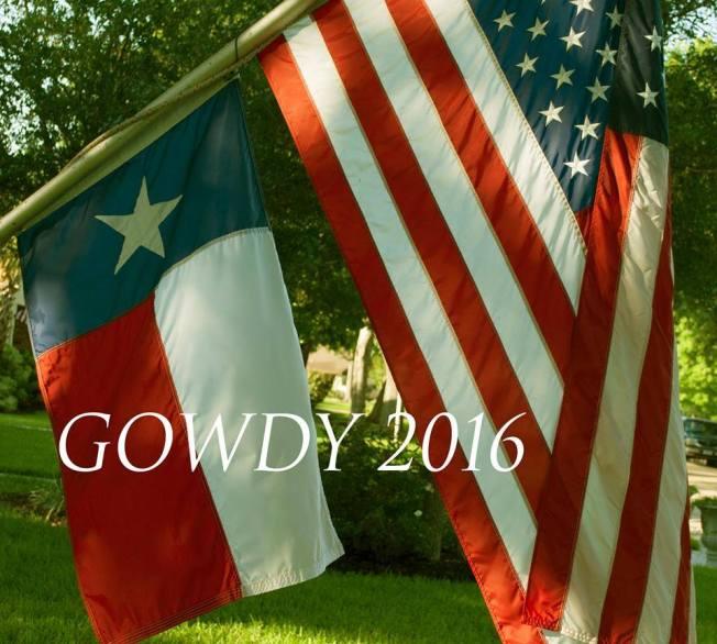 GOWDY 2016 - TEXAS