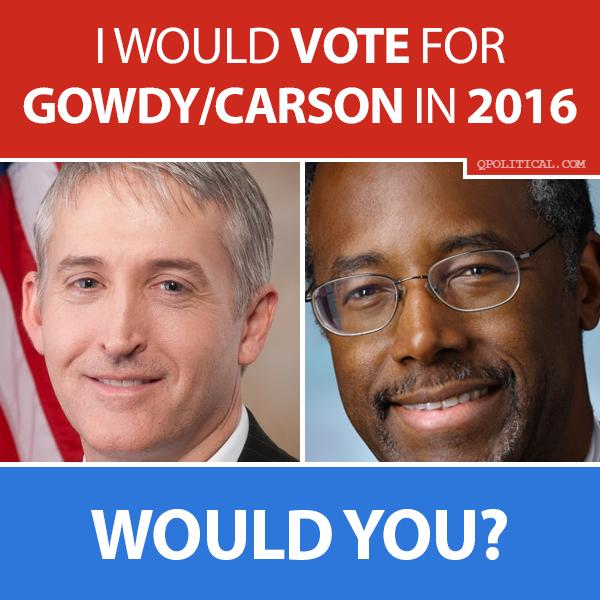 GOWDY & CARSON 2016