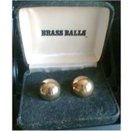 brass balls